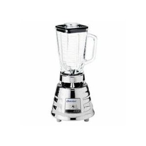 Oster Classic Chrome Beehive Design Blender with Glass Jar