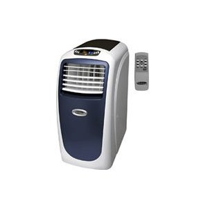 Soleus PE2-10R-32 10,000 BTU Self-Evaporative Portable A/C with Dehumidifier/Fan
