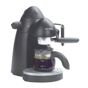 Mr. Coffee ECM20 Steam Espresso Maker