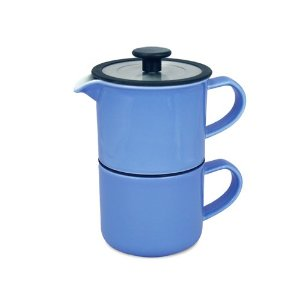 Cafe Style Tea for One 14 Oz. - Blue 347 BLU