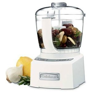 Cuisinart Food Chopper - 4 cup - White