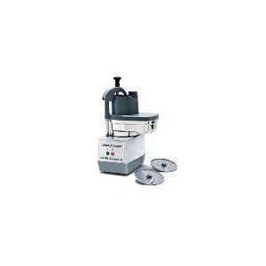 Commercial Food Processor, s/s Continuous Feed Attach. Only, No Bowl