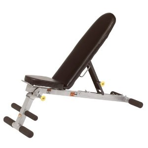 5-Position Adjustable Bench