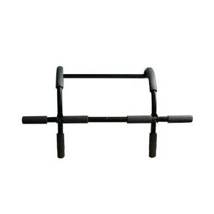 EZ Up - Over the Door Chin UP Bar, Push-up Bar And Sit-up Spotter. A Complete Power Gym