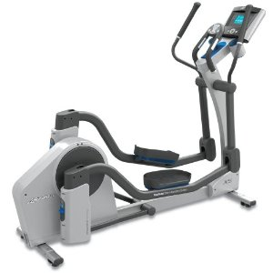 Life Fitness X5 Cross-Trainer Elliptical with Basic Workout Console