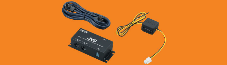 Jvc kssra100 sirius satellite radio interface