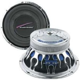 AudioBahn Excursion AW150T - Car subwoofer driver - 600 Watt - 15