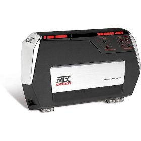 MTX Thunder 4501 - Amplifier - 1-channel
