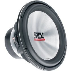 12 dual 4 ohm 1000 watt rms subwoofer