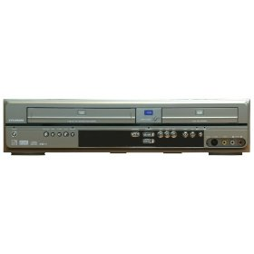 Sylvania HDRV200F 3-in-1 DVD/VCR Combo with 160GB Digital Recorder
