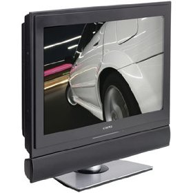 HDTV Flat Panel LCD TV w/ Modular DVD Player & USB Card Port