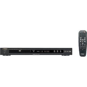 Factory-Reconditioned Yamaha DVD-5750 Progressive Scan DVD Player (Black)