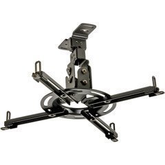 Mount World 1309 Universal Projector Ceiling Mount (Black)