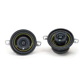 Kicker 07DS350 35-Inch 89mm Coax Speakers (Pair)