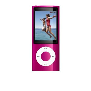 Apple iPod nano 8 GB Pink (5th Generation) NEWEST MODEL