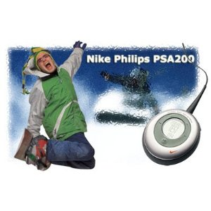 Philips Nike PSA200 128MB Sports MP3 Player