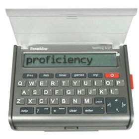 @franklin rb sa309 spell checker puzzle solver