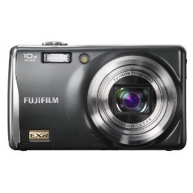 Fujifilm Finepix F70EXR 10MP Super CCD Digital Camera with 10x Optical Dual Image Stabilized Zoom and 2.7 inch LCD