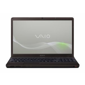 Sony VAIO VPC-EB11FX/T 15.5-Inch Laptop (Brown)