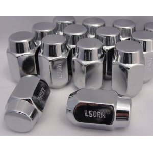 Chrome Lug Nuts 13/16
