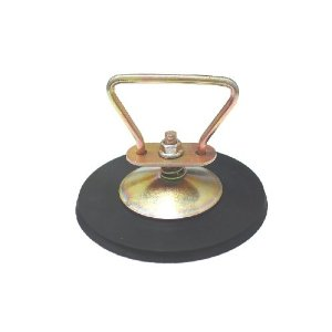 Rubber Suction Cup Dent Puller - 6 In
