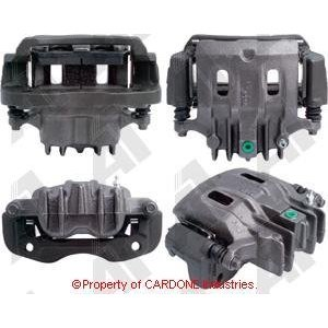 A1 Cardone 15-4753 Remanufactured Brake Caliper
