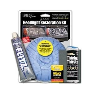 Flitz (FTZHR31501) Headlight Restoration Kit