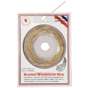 Braided Piano Wire