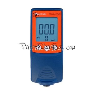 PaintGage FNF Automotive Paint Meter & Professional Coating Thickness Gauge (Car Gage, Thickness Meter, Paint Tester)