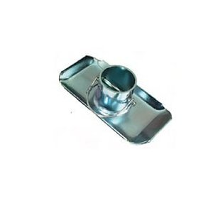 Trailer Jack Base Plate Kit, 2