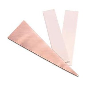 Welding Soft Copper Triangle