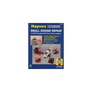 Small Engine Repair Manual, 5.5 through 20 Hp