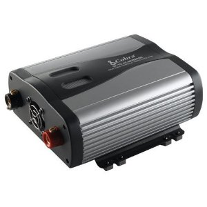 Cobra CPI1000 1000W 12V DC to 120V AC Power Inverter with USB Port