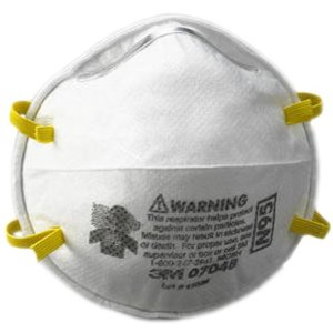 3M Particulate Respirator Mask (20 per box)