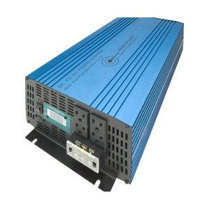 AIMS 3000 Watt Pure (True) Sine Wave Power Inverter 12VDC