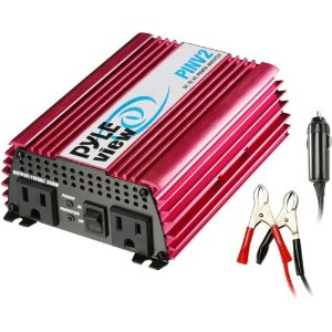 PYLE PINV2 600 Watt DC/AC Power Inverter