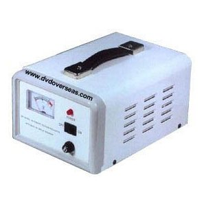 500 Watts Voltage Converter with Stabilizer