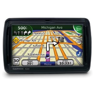 Garmin n�vi 885T 4.3-Inch Widescreen Bluetooth Portable GPS Navigator with MSN Direct Service (Factory Refurbished)