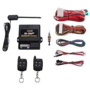 Crime Stopper RS-1304DP Remote Vehicle Engine Starter and Keyless Entry System