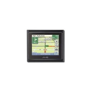 Mio Moov 200 3.5-Inch Portable GPS Navigator with Text-To-Speech