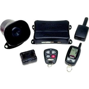 Clarion SR6000 Two-Way Security system