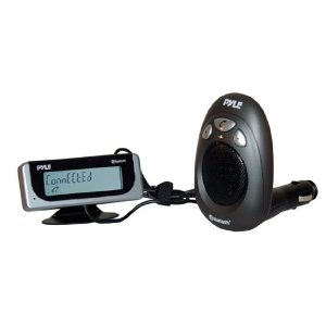 Pyle - Hands-free Bluetooth Car Kit for Bluetooth Enabled Mobile Phones - PBT70R