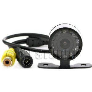 TKO REARVIEW NIGHT VISION COLOR BACK-UP CAMERA SYSTEM