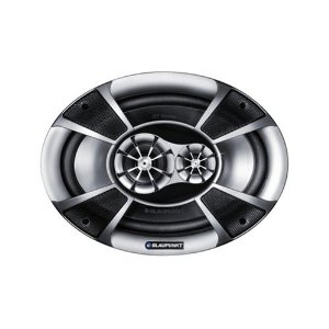 Blaupunkt GTx-693 6-Inch x 9-Inch 3-Way Triaxial Speakers