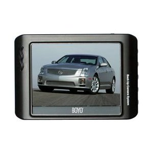 Boyo VTM3501 3.5-Inch Rear View TFT Monitor