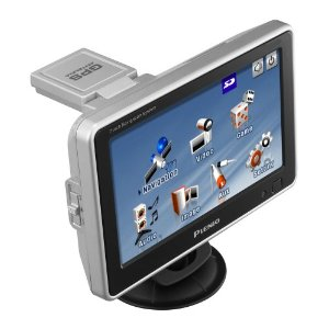 Plenio VXA-3000 7-inch Portable GPS Navigator with Text-to-Speech