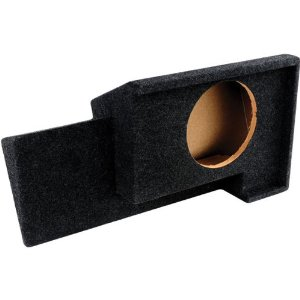 Atrend A101-10Cp B Box Series 10-Inch Single Down-Fire Subwoofer Boxes