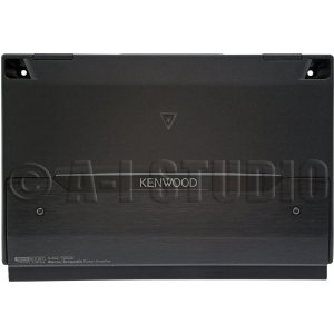 Kenwood KAC-7205 2-channel car amplifier -- 170 watts RMS x 2