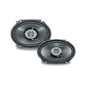 Kenwood KFC C6880IE - Car speaker - 60 Watt - 2-way - 6