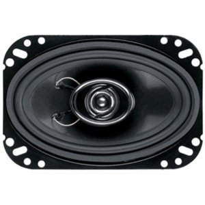 Boss D46.2 4-Inch x 6-Inch 2-Way Diablo Speaker